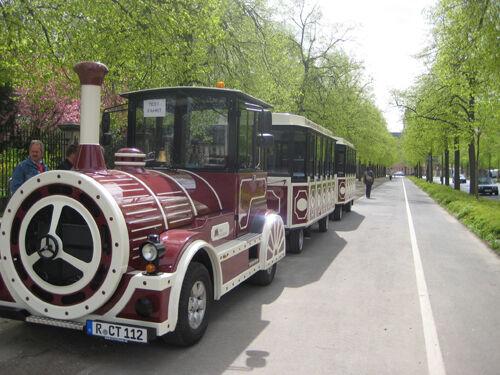 Würzburger Stadtrundfahrt