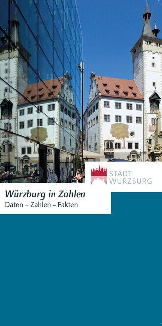 Würzburg in Zahlen 2020 Titelblatt