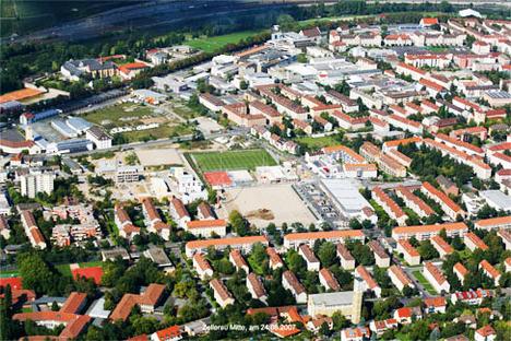Luftbild Zellerau