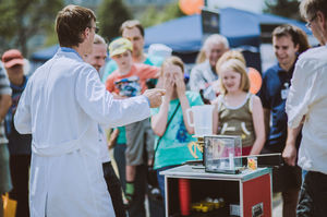 Foto: Campusfestival 2016 Experiment (c) Khoan Doan