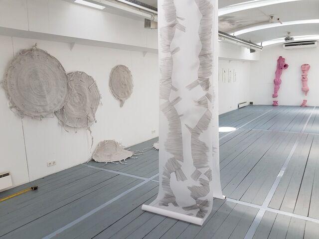 Kunstschiff Arte Noah Ausstellung Claudia Maria Luenig