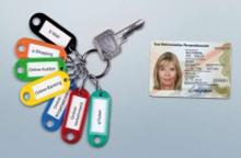 Der neue Personalausweis im Scheckkartenformat