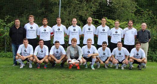 Zusammenschluß SC Lindleinsmühle mit TSV Grombühl II