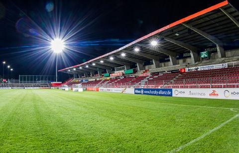kick 2 stadion