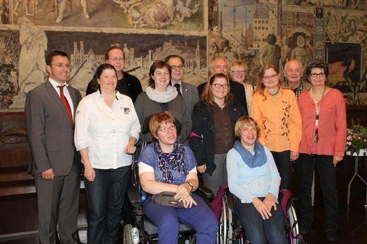 Behindertenbeirat 2014-2020