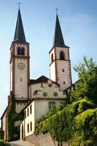 Don Bosco Kirche in Würzburg