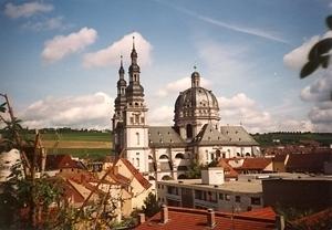 Kirche Stift Haug in Würzburg
