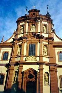 Kirche St. Peter in Würzburg