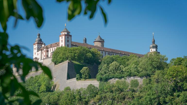 Festung Marienberg © Dietmar Denger