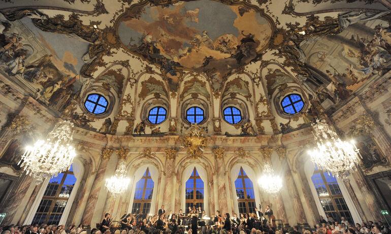 14.01.2019 Mozartfest Würzburg Kaisersaalkonzert (c) Oliver Lang