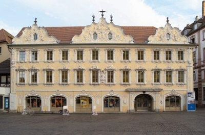 Falkenhaus in Würzburg