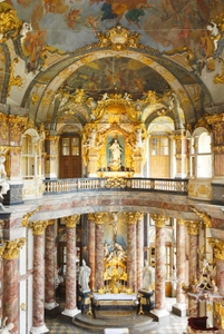 Hofkirche der Residenz Würzburg