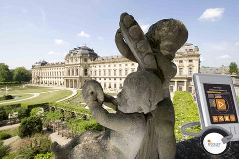 Hofgarten der Würzburger Residenz I iTour