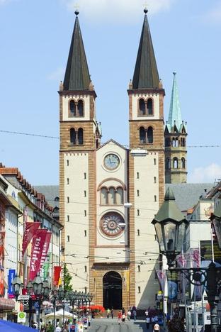 Dom St. Kilian in Würzburg