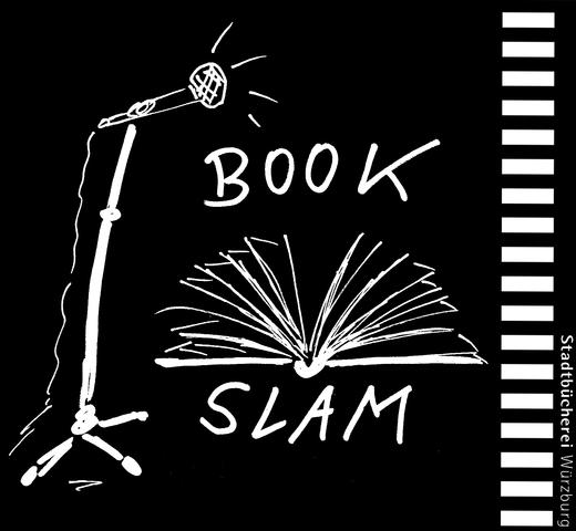 Book Slam Logo