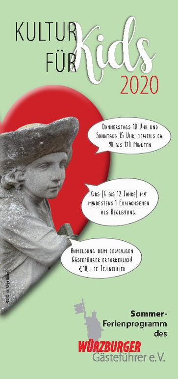 20.07.2020 Sommerferienprogramm Würzburger Gästeführer e.V.wu?rzburg-flyer-kids2020_Page1
