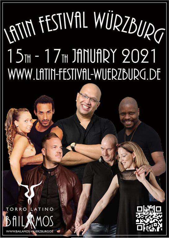 Latin Festival Würzburg Tatjana Franzwa