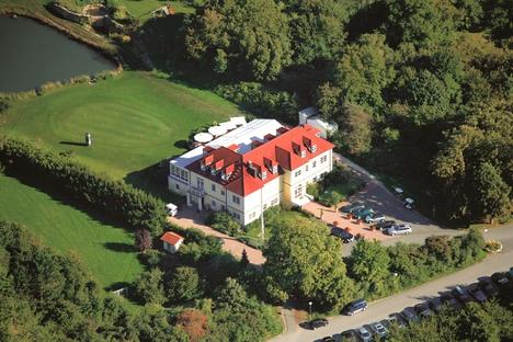 Würzburger 18-Loch-Golfplatz