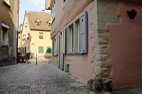 Pleicher: Altes Handwerkhaus in Würzburg