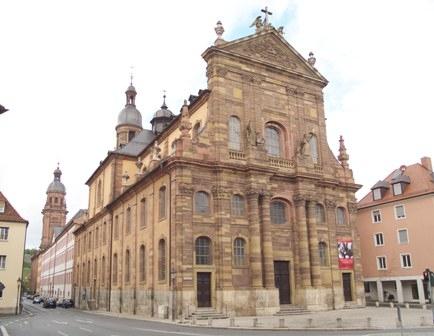 Kirche St. Michael in Würzburg