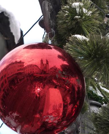 Weihnachtskugel-klein