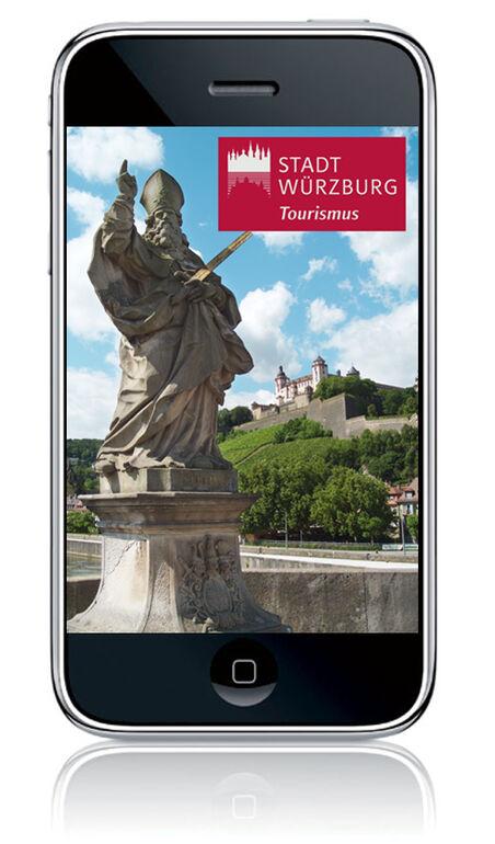 Würzburg Reiseführer App – Endecken Sie Würzburg auf Ihrem iPhone oder auf über 300 Handys