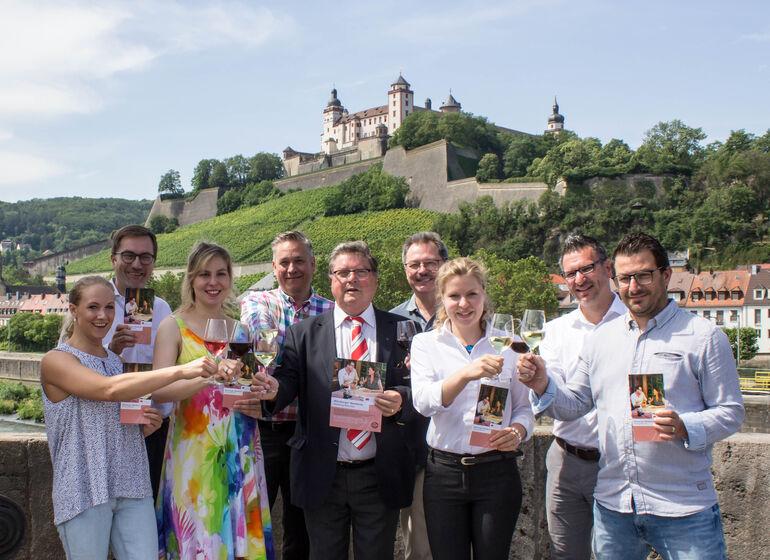 Würzburger Weinkarte (c) CTW-Claudia Lother