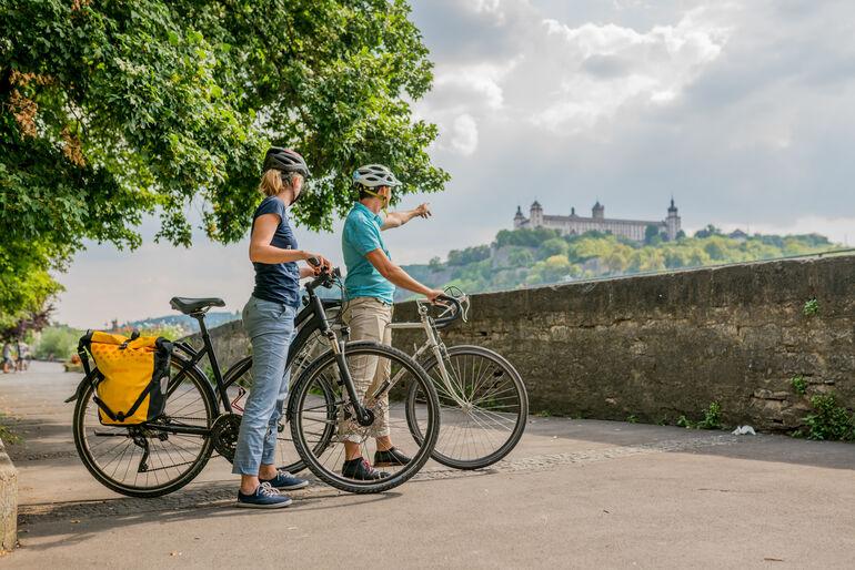 Radverkehr in Würzburg