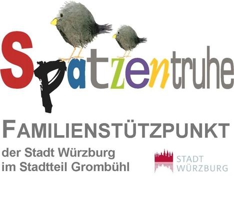 logo Spatzentruhe