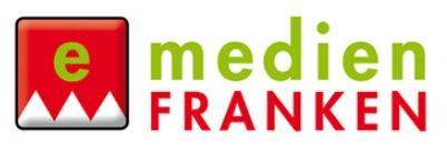 Logo e-medien-franken
