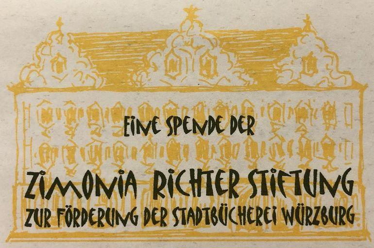 Zimonia-Richter-Stiftung