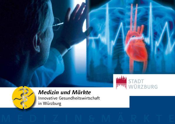 Broschüre Medizin & Märkte Titel