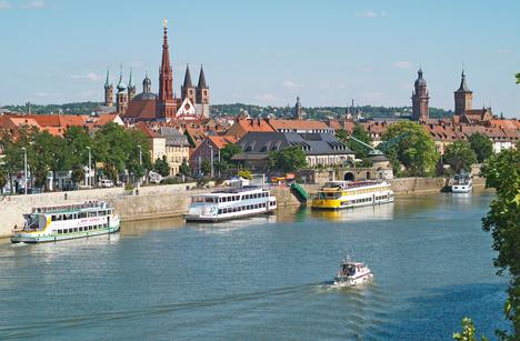 View of Würzburg