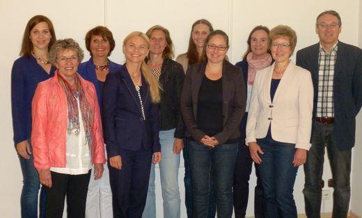 Steuerungsgruppe 2014