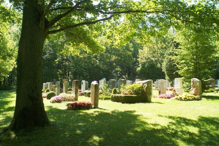 Foto: Waldfriedhof