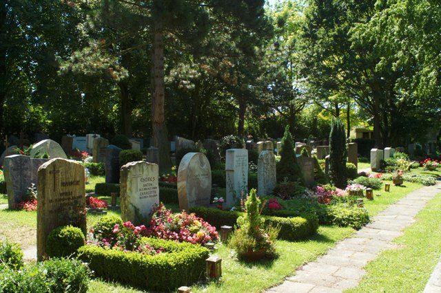 Foto: Friedhof Lengfeld