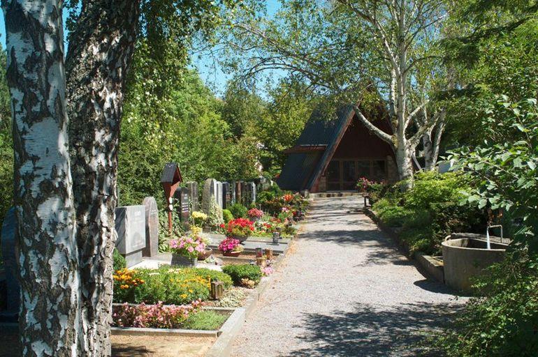 Foto: Friedhof Oberdürrbach