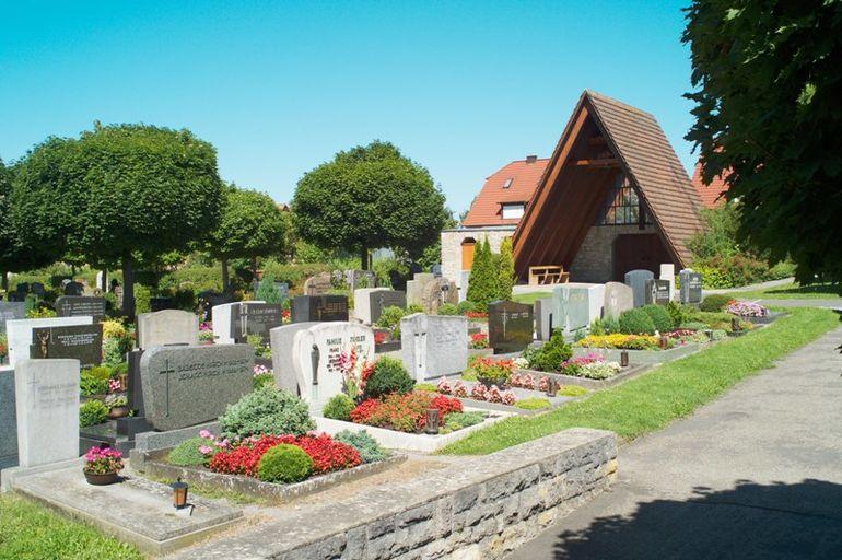 Foto: Friedhof Rottenbauer