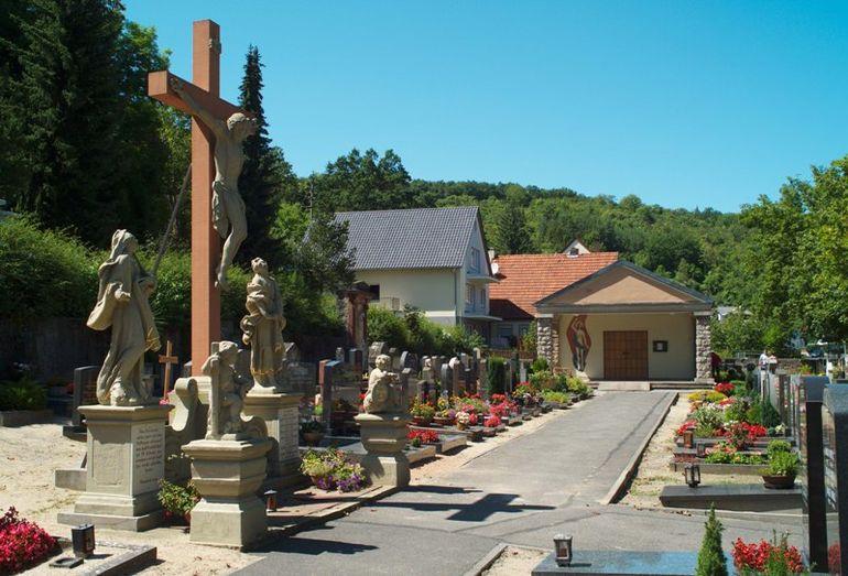 Foto: Friedhof Unterdürrbach