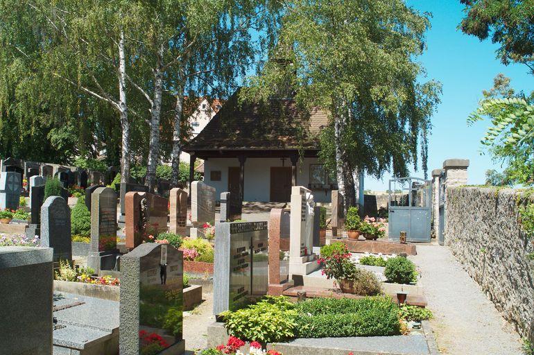 Foto: Friedhof Versbach