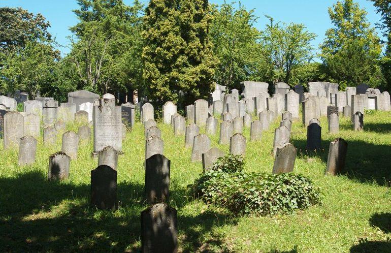 Foto: Israelitischer Friedhof