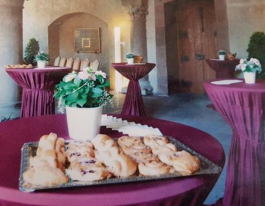 Wenzelsaal - Speisen
