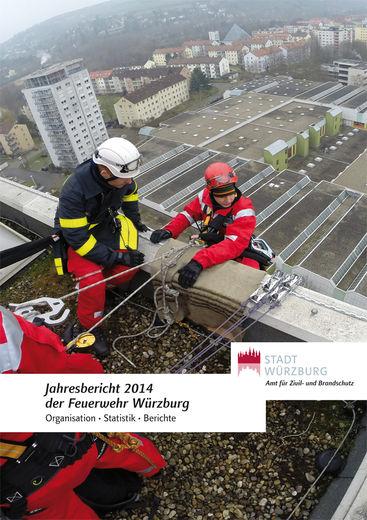 Jahresbericht Feuerwehr 2014-Blätter-1