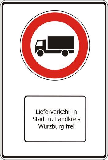 LKW-Verbot