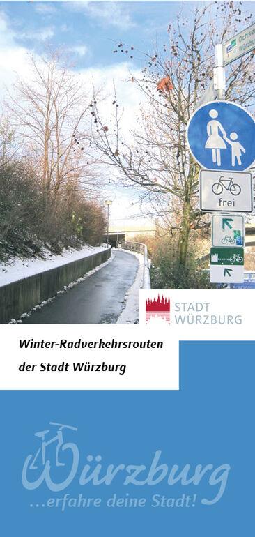 Winterradverkehrsrouten Titel