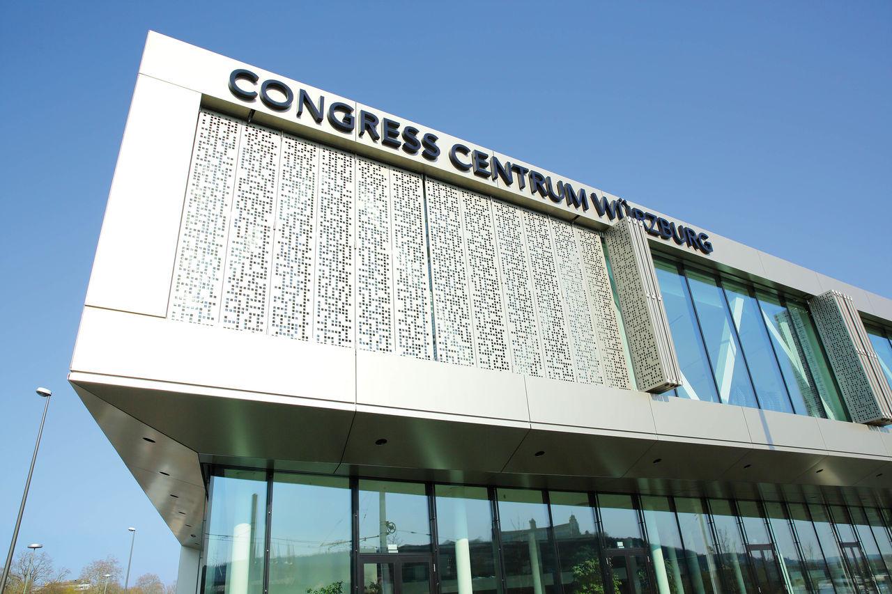 Congress Centrum Außenansicht