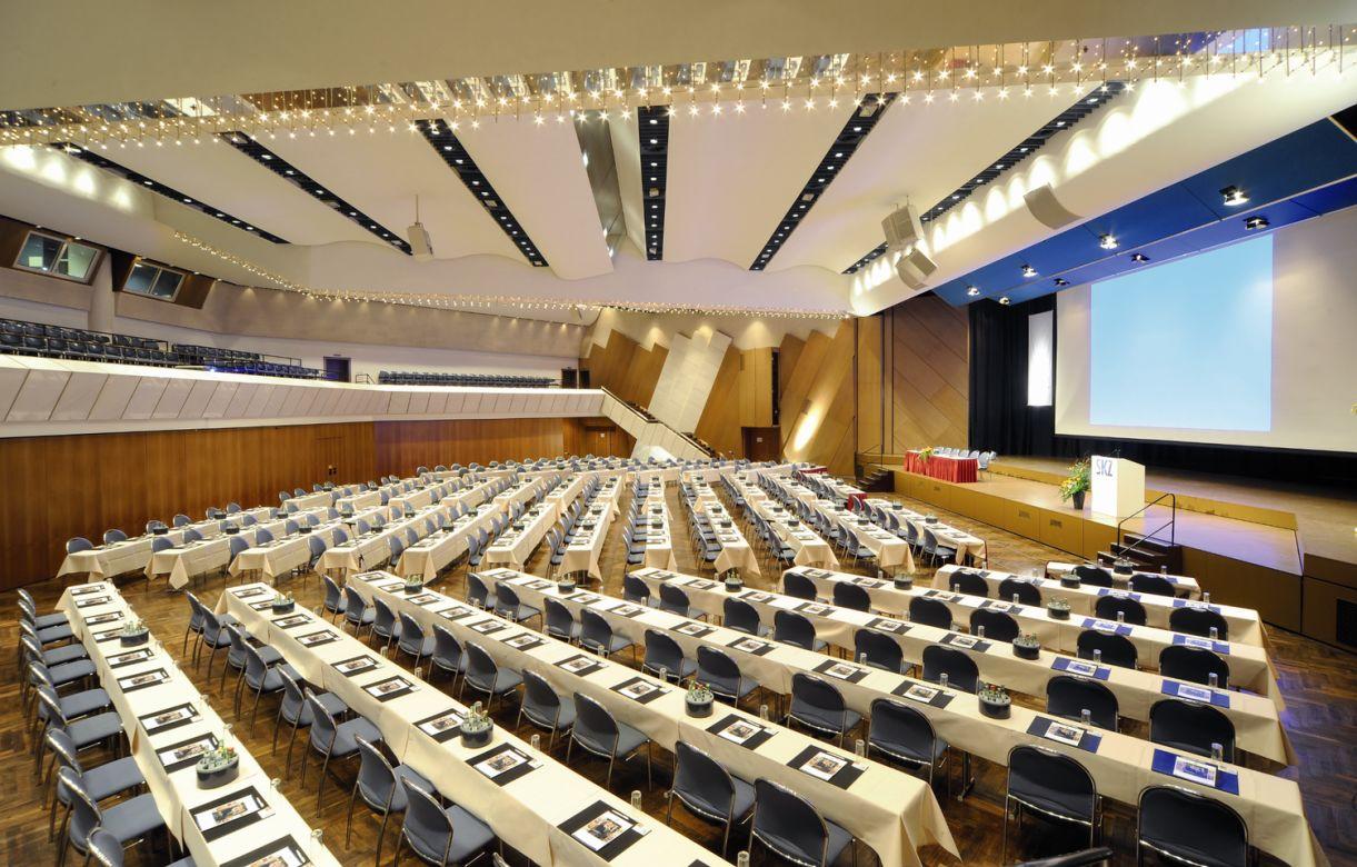 Franconia-Saal parlamentarisch