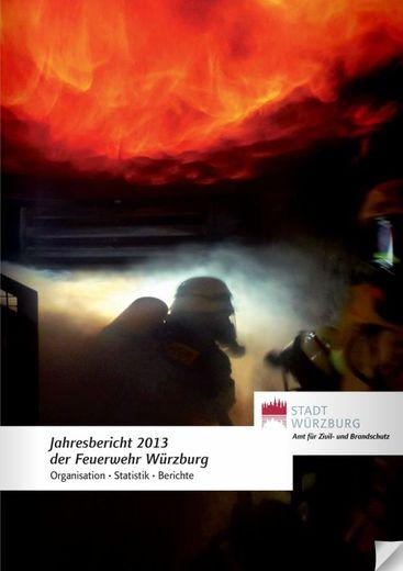 Jahresbericht 2013 Titel