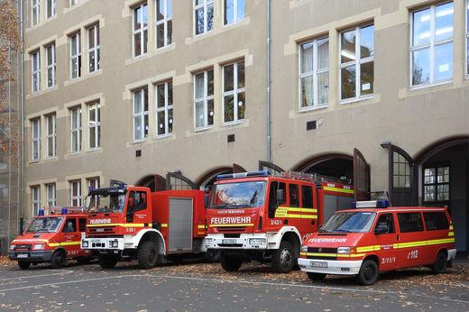 Feuerwehr Sanderau