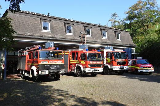 Feuerwehr Grombühl